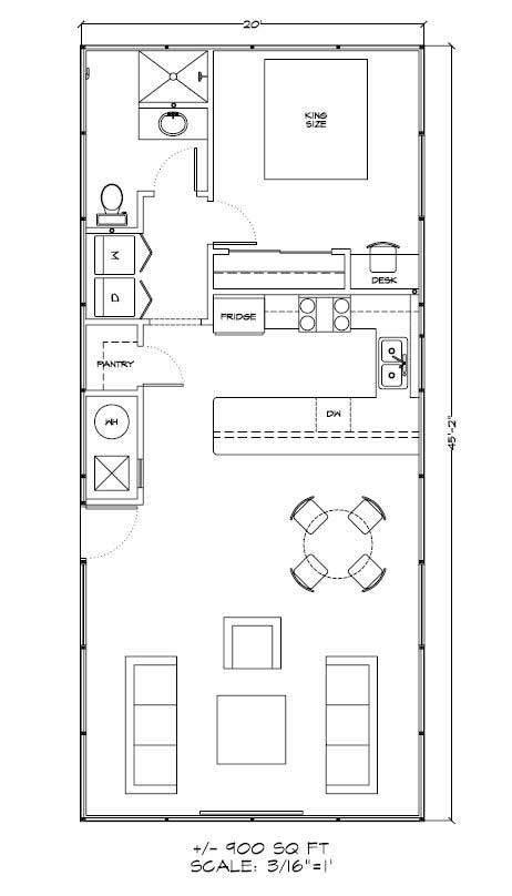 Sierra style house kit medium