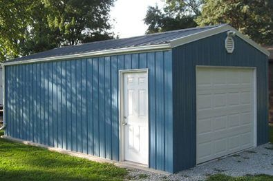 Steel garage kits metal garages absolute steel made in usa steel garage kits solutioingenieria Gallery