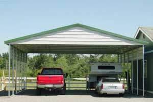 Absolute steel carport kit styles and configurations diy carports solutioingenieria Gallery