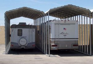 Covered RV Storage in Tempe