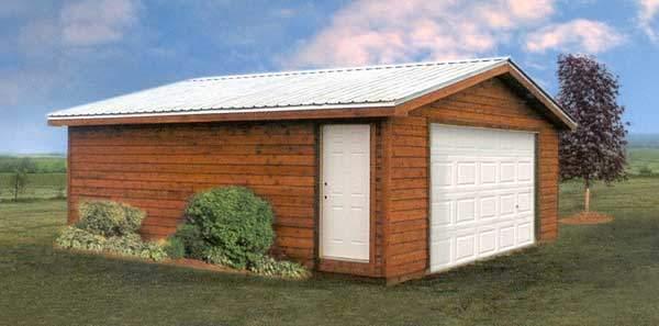 Wood exteriors