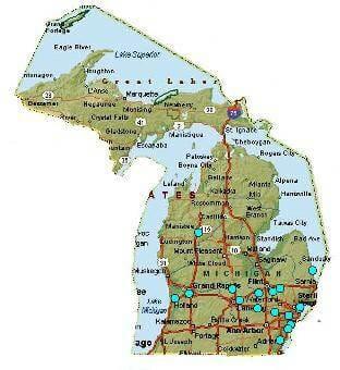 Michigan Steel Buildings