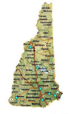 New Hampshire Steel Buildings