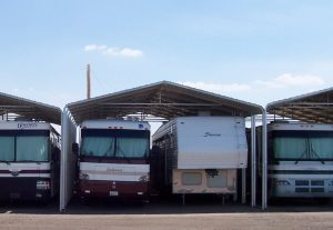 Safe RV Storage Scottsdale