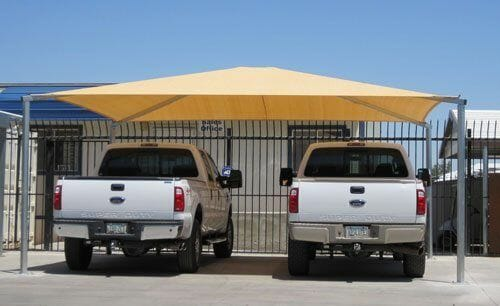 Soft Top Carport