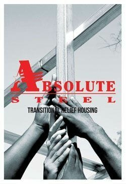 Transitional Relief Housing Brochure