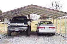 Carport Kits and Metal Carports : Made in the USA