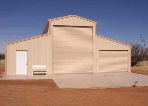 Rv garage with farm style for Motorhome garage