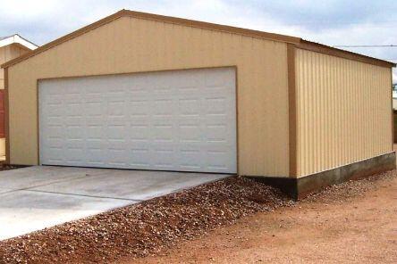 Steel building kits prices