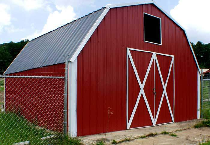 barn building kit