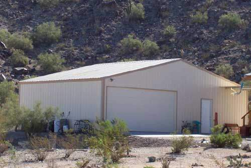 Steel Building Prices Example