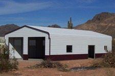 Sonoran metal buildings kit