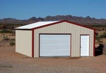 Sierra metal buildings kit