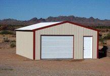 Sierra metal buildings kit