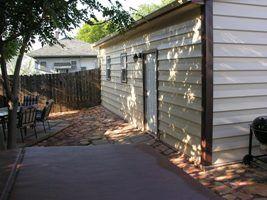 Residential Storage Building Kit