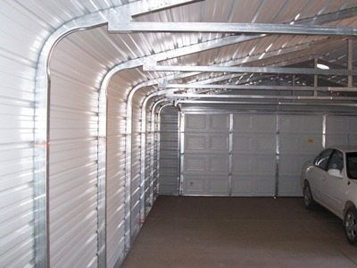 Quonset Style Interior