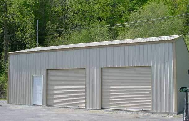 Steel buildings GSA