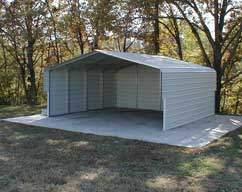End Enclosure w/complete side panels