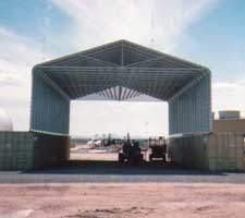 Large equipment cover