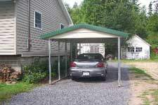 Build a carport kit