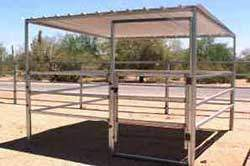 Easy Shade Shelter