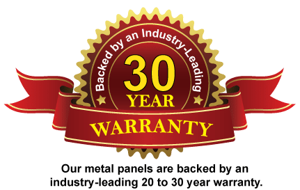 Steel Panels Warranty