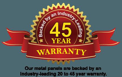 Metal Panels Warranty