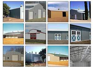 Agriculture, Farm, and Ranch Buildings