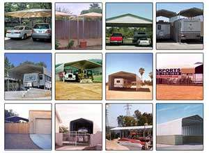 Carport Kits and Shade Covers