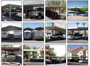 Commercial Carport Gallery