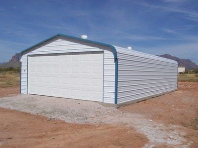 QUONSET STYLE GARAGE #2