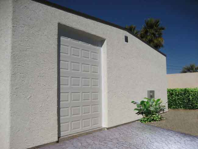 STUCCO METAL BUILDING IN AZ #2