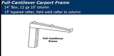 Full Cantilever Frame System