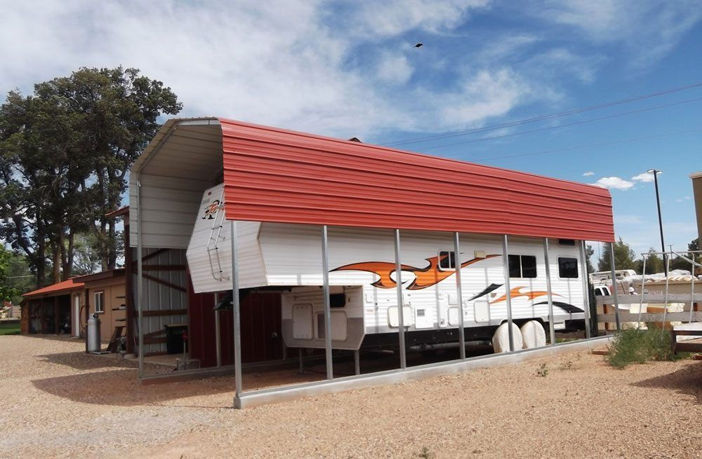 Rv covered parking structures for Americanhouse com