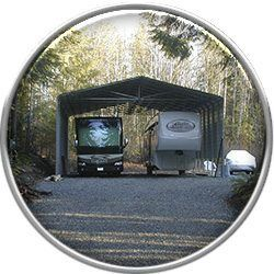 RV Covers and Carports