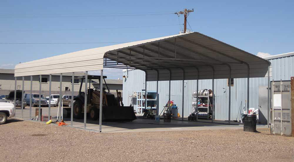 Sonoran Caport Industrial Use : Equipment Cover