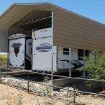 Sonoran Carport RV Cover