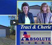 Traci and Cheri's Garage