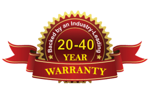 Metal panel warranties