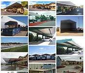 Commercial Carports Gallery