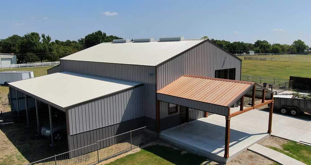 Metal Building Kits Manufacturer