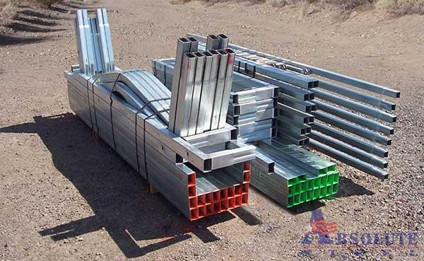Steel Frame Delivery