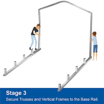 Step 3 - Assemble Fame